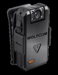 WOLFCOM Police Body Camera.