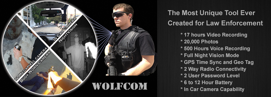 WOLFOCM 3rd EYE features.