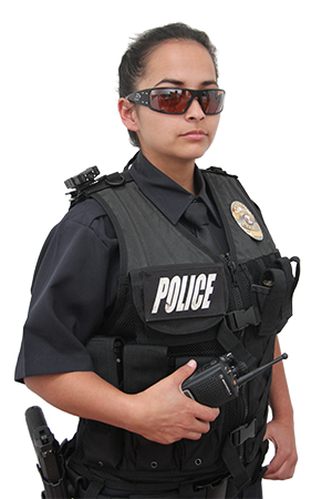 Police body camera female cops