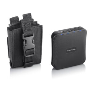 body camera battery pack