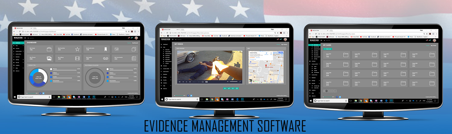 Evidence Management Software