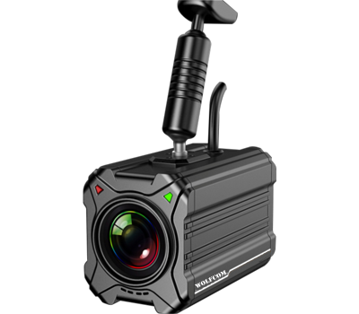 Police In Car Camera Video Recording System