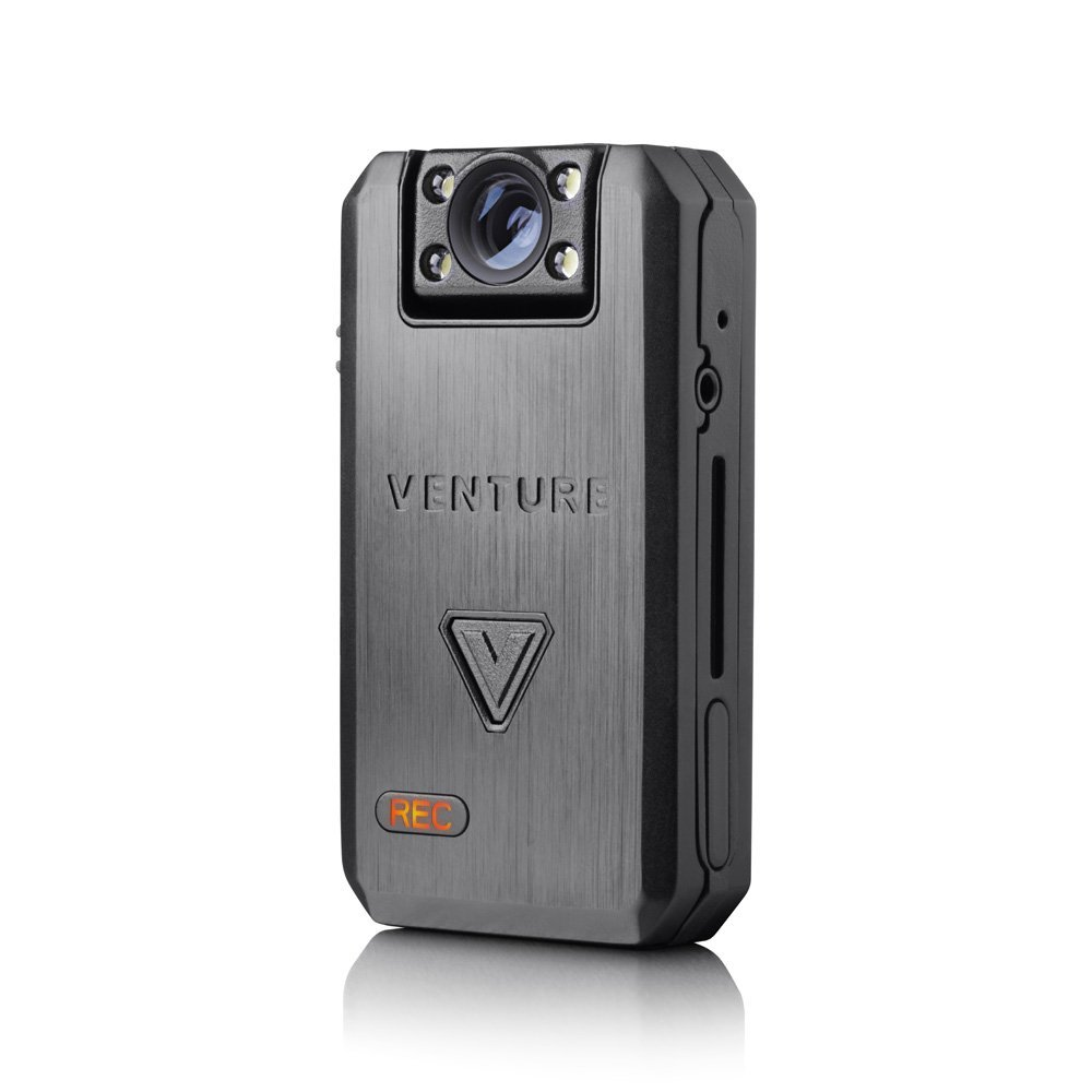 WOLFCOM Venture wearable camera seeing from the front