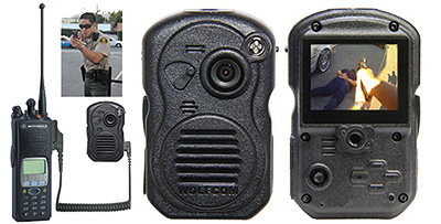 WOLFCOM 3rd Eye Police Body Camera