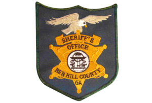 ben hill county sheriff office badge