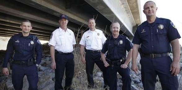 Spanish Fork Police Department Officers