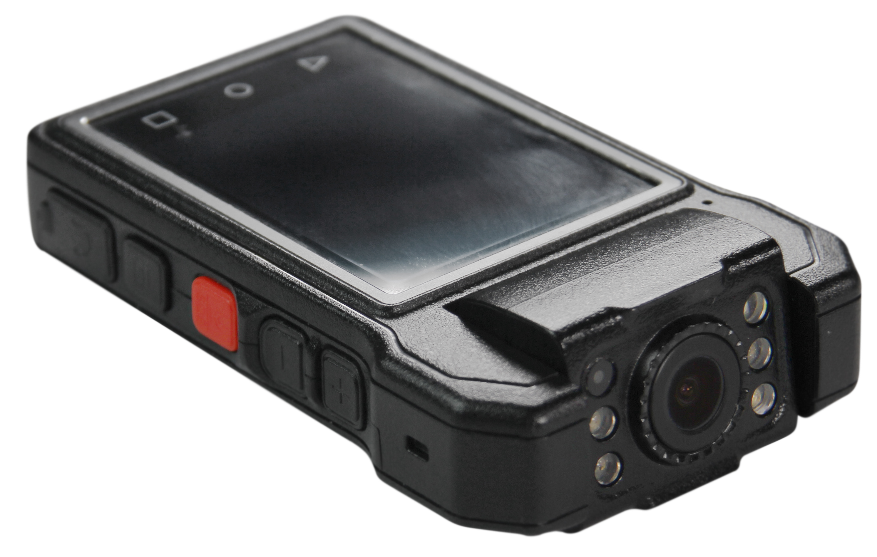 wolfcom x1 police body camera rotatable camera head