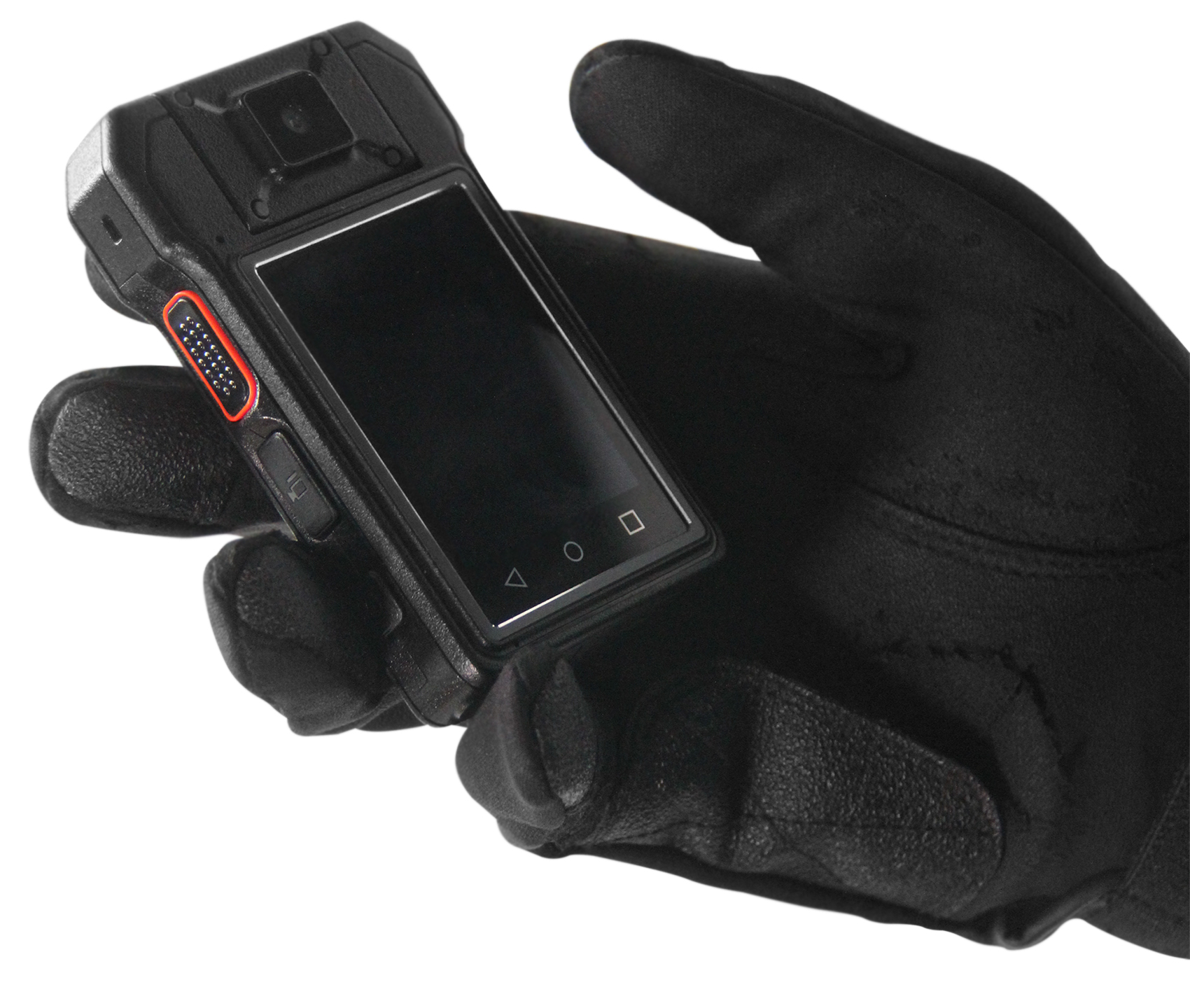 wolfcom x1 police body camera on hand