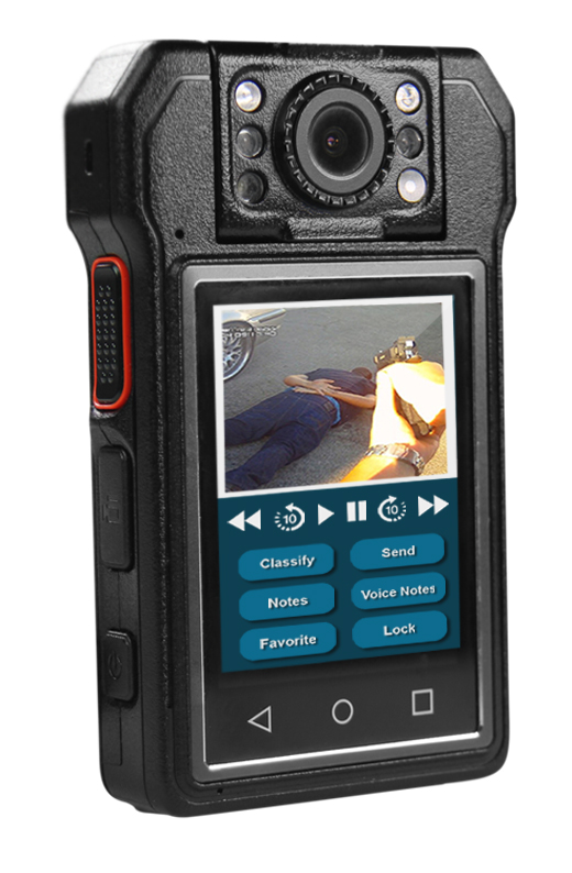 wolfcom x1 body camera with app