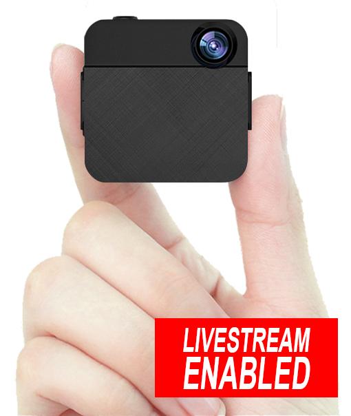 WOLFCOM Capture wearable camera