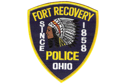 fort recovery OH patch