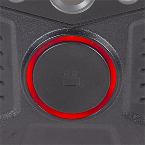 wolfcom halo body camera features a public awareness light