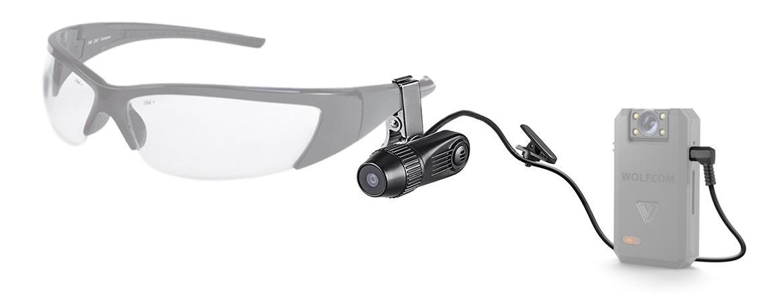 wolfcom eye vision external attachment camera