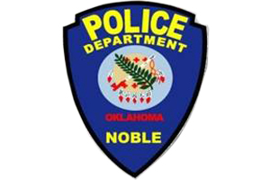 noble police department patch