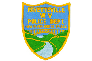 fayetteville police department in WV uses wolfcom body cameras