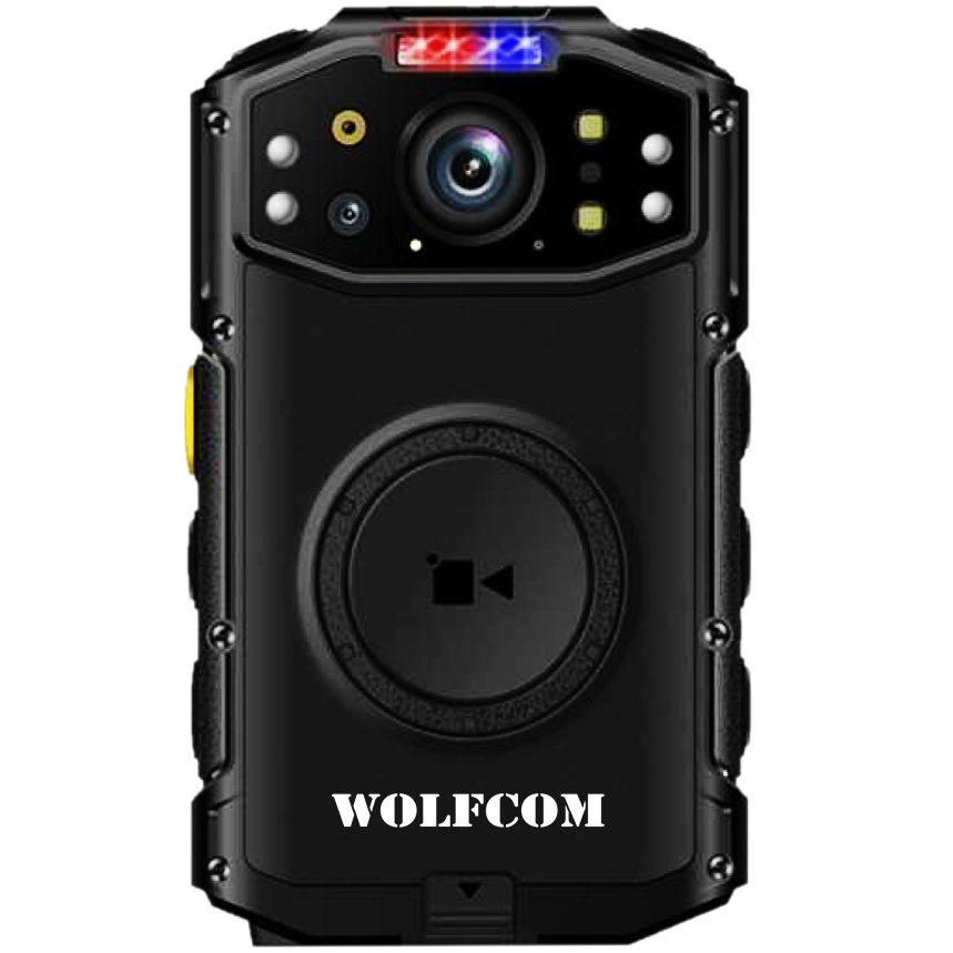 The new WOLFCOM Commander Body Camera is 4G enabled