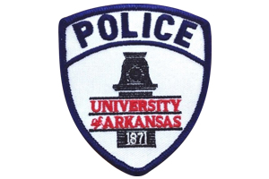 the university of arkansas police department uses wolfcom body cameras