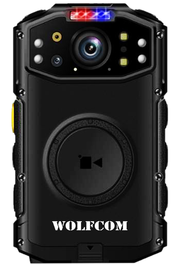 WOLFCOM's newest body camera offers an android operational system and 4G connectivity for live streaming