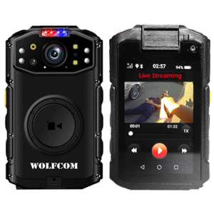 WOLFCOM Commander Body Camera